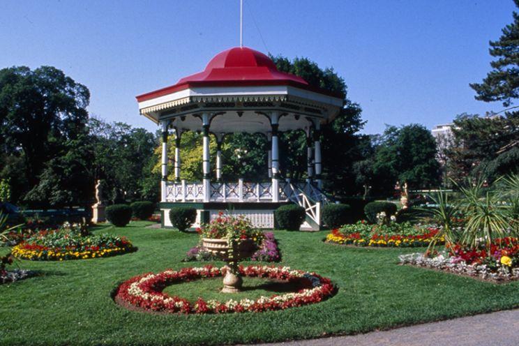 Halifax Public Gardens National Historic Site of Canada